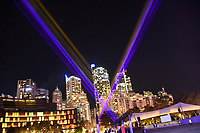 Light Beams at Vivid Sydney