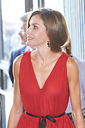 092117 Spanish Royals Attend the Concert commemorating the 15th anniversary of Vocento