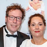 NLD/Utrecht/20180923 - Premiere Mamma Mia, Bert haandrikman en partner .........