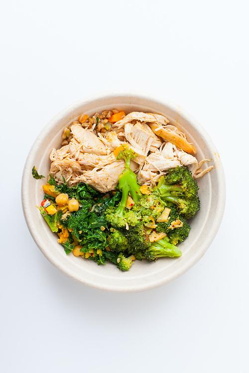 Chicken & Veggies from The Dig Inn ($10.75)