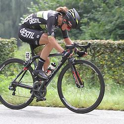 30-08-2017: Wielrennen: Boels Ladies Tour: Arnhem: Ganna Solovei