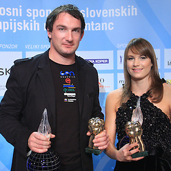 20081222: Events - Slovenian sportsman of the year 2008