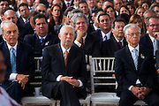 Belo Horizonte_MG, 04 de Marco de 2010.....Inauguracao da Cidade Administrativa Presidente Tancredo Neves...Na foto diversos politicos brasileiros...Foto: LEO DRUMOND / NITRO
