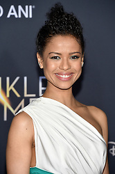 Gugu Mbatha-Raw attends the premiere of Disney's 'A Wrinkle In Time' at the El Capitan Theatre on February 26, 2018 in Los Angeles, California. Photo by Lionel Hahn/AbacaPress.com
