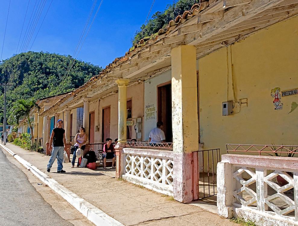 Farmacia en Sumidero, Provincia de Pinar del Río