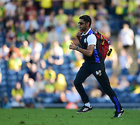 Blackburn Rovers' club doctor Dr Amit Pannu<br /> <br /> Photographer Chris Vaughan/CameraSport<br /> <br /> Football - The EFL Sky Bet Championship - Blackburn Rovers v Norwich City - Saturday 6th August 2016 - Ewood Park - Blackburn<br /> <br /> World Copyright © 2016 CameraSport. All rights reserved. 43 Linden Ave. Countesthorpe. Leicester. England. LE8 5PG - Tel: +44 (0) 116 277 4147 - admin@camerasport.com - www.camerasport.com