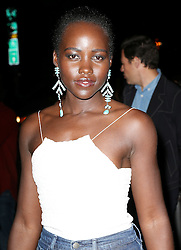 Celebrities arriving at Mert and Marcus party, Bella Hadid, Cindy Crawford and Adriana Lima. 07 Sep 2017 Pictured: Lupita Nyong'o. Photo credit: MEGA TheMegaAgency.com +1 888 505 6342