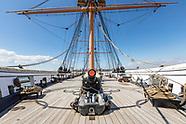 HMS Warrior launch 110719
