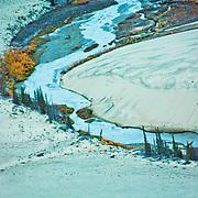 Great Kobuk Sand Dunes, Kobuk Valley National Park, Alaska.