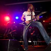 Trollhättan 2012 03 23 Folkets Hus Apollon<br /> Hammerfall<br /> Oscar Dronjak Guitar<br /> <br /> ----<br /> FOTO : JOACHIM NYWALL KOD 0708840825_1<br /> COPYRIGHT JOACHIM NYWALL<br /> <br /> ***BETALBILD***<br /> Redovisas till <br /> NYWALL MEDIA AB<br /> Strandgatan 30<br /> 461 31 Trollhättan<br /> Prislista enl BLF , om inget annat avtalas.