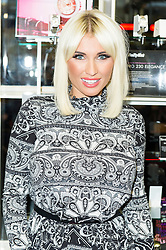 © Licensed to London News Pictures. 06/12/2013, UK. Sam Faiers, Sam and Billie Faiers - signing, Casio, Covent Garden, London UK, 06 December 2013. Photo credit : Raimondas Kazenas/Piqtured/LNP