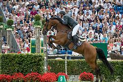 Estermann Paul, (SUI), Lord Pepsi<br /> Rolex Grand Prix<br /> CHIO Aachen 2016<br /> © Hippo Foto - Dirk Caremans<br /> 17/07/16