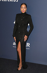 Celebs at the amFar Gala in New York. 05 Feb 2020 Pictured: Lala Anthony. Photo credit: MEGA TheMegaAgency.com +1 888 505 6342