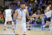 DESCRIZIONE : Eurolega Euroleague 2014/15 Gir.A Dinamo Banco di Sardegna Sassari - Real Madrid<br /> GIOCATORE : Brian Sacchetti<br /> CATEGORIA : Fair Play<br /> SQUADRA : Dinamo Banco di Sardegna Sassari<br /> EVENTO : Eurolega Euroleague 2014/2015<br /> GARA : Dinamo Banco di Sardegna Sassari - Real Madrid<br /> DATA : 12/12/2014<br /> SPORT : Pallacanestro <br /> AUTORE : Agenzia Ciamillo-Castoria / Luigi Canu<br /> Galleria : Eurolega Euroleague 2014/2015<br /> Fotonotizia : Eurolega Euroleague 2014/15 Gir.A Dinamo Banco di Sardegna Sassari - Real Madrid<br /> Predefinita :