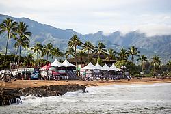 Day 3 of the Hawaiian Pro at Haleiwa, Oahu, Hawaii, USA.