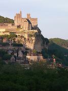 The medievil Château de Beynac in Beynac-Et-Cazenac, Dordogne, France