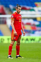 Gareth Bale of Wales - Rogan/JMP - 06/09/2020 - FOOTBALL - Cardiff City Stadium - Cardiff, Wales - Wales v Bulgaria - UEFA Nations League Group B4.