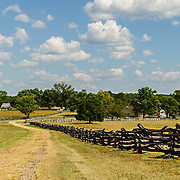 This is the road that the Army of Northern Virginia took to surrender at Appomattox.  I love the quiet peaceful view of the site where a terrible war ended.