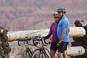 SHOT 8/6/17 8:12:15 AM - UOT Tourism photos of Brian Head and Cedar City, Utah. Images include riding Brian Head Resort in Brian Head, Utah; exploring Cedar Breaks National Monument, hiking Kolob Canyons in Zion National Park and mountain biking the Lava Flow Trail in Cedar City, Utah. (Photo by Marc Piscotty / © 2017)