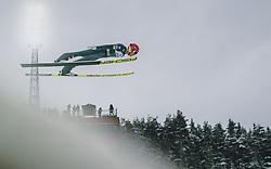 01.03.2020, Salpausselkae Hill, Lahti, FIN, FIS Weltcup Ski Sprung, Herren, im Bild Philipp Aschenwald (AUT) // Philipp Aschenwald of Austria during the men's ski jumping competition of FIS Ski Jumping World Cup at the Salpausselkae Hill in Lahti, Finland on 2020/03/01. EXPA Pictures © 2020, PhotoCredit: EXPA/ JFK