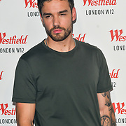 Liam Payne prepare to take the stage at Westfield London 10th-year anniversary birthday celebrations on 30 October 2018, London, UK.
