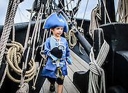 Columbus, Mississippi - Nina and Pinta ship replicas