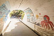 Tunnel to Crystal Cove Historic District