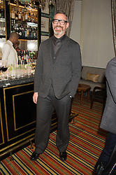 DANIEL MARKS at a cocktail reception hosted by the Woolmark Company, Pierre Lagrange and the Savile Row Bespoke Association to celebrate 'The Ambassador's Project' for London Collections Mens at Marks Club, Charles street, London on 8th January 2016.