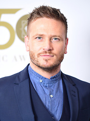 Matthew Wolfenden attending the TRIC Awards 2019 50th Birthday Celebration held at the Grosvenor House Hotel, London.