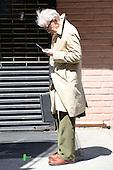 Woody Allen Amazon Series Filming in NYC