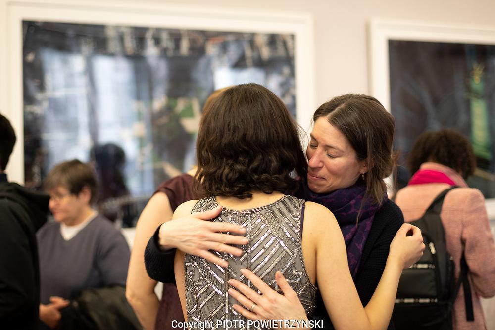 Maison Française Music recital by: <br /> Mia Bramel and Forrest Eimold <br /> - Magdalena Stern-Baczewska students. <br /> MAISON FRANÇAISE, Columbia University, NYC, Friday, April 5, 1pm