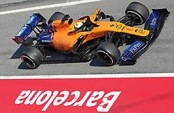 February 28, 2019 - Barcelona, Catalonia, Spain - the McLaren of Lando Norris during the Formula 1 test in Barcelona, on 28th February 2019, in Barcelona, Spain. (Credit Image: © Joan Valls/NurPhoto via ZUMA Press)
