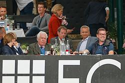 BALVE - Longines Balve Optimum 2021<br /> <br /> GUTTENBERG Karl-Theodor zu, RANTZAU Breido Graf zu<br /> Impression am Rande<br /> Meisterehrung Deutsche Meisterschaft Springreiten<br /> LONGINES OPTIMUM PREIS<br /> Deutsche Meisterschaft Finalwertung Springreiten<br /> Springprüfung Kl. S**** mit 2 Umläufen<br /> <br /> Balve, Reitstadion Schloss Wocklum<br /> 05. June 2021<br /> © www.sportfotos-lafrentz.de/Stefan Lafrentz