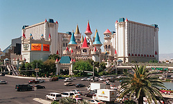 Hotel Excalibur<br /> World Cup Final Jumping - Las Vegas 2000<br /> © Hippo Foto - Dirk Caremans