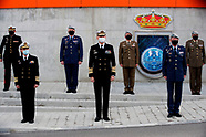 021821 King Felipe VI visits the Joint Command of Cyberspace