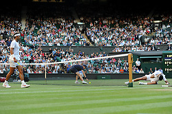 July 11, 2018 - Angleterre - Wimbledon - Rafael Nadal Espagne (Credit Image: © Panoramic via ZUMA Press)