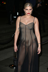 Tiger Lilly Taylor arrives at the Late Fabulous Fund Fair at the Roundhouse in London during the Autumn/Winter 2019 London Fashion Week. PRESS ASSOCIATION. Picture date: Monday February 18, 2019. Photo credit should read: Isabel Infantes/PA Wire
