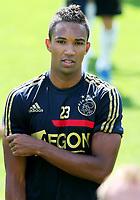 Fotball<br /> Nederland<br /> Treningsleir Ajax<br /> Neustift Østerrike<br /> 02.07.2013<br /> Foto: Gepa/Digitalsport<br /> NORWAY ONLY<br /> <br /> Niederlaendische Eredivisie, AFC Ajax Amsterdam, Trainingslager. <br /> <br /> Bild zeigt Danny Hoesen (Ajax)