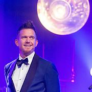 NLD/Amsterdam//20140331 - Uitreiking Edison Pop 2014, Johnny de Mol