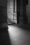 Sacre Coeur Crypt Entrance, Paris, France