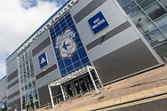 A general view of Cardiff City Stadium, home of Cardiff City FC before the EFL Sky Bet Championship match between Cardiff City and Sheffield Wednesday at the Cardiff City Stadium, Cardiff, Wales on 12 September 2020.