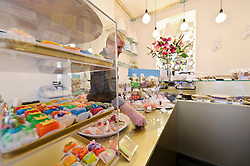 Cologne, Germany, Jan. 2012 - While in the Belgian Quarter of Cologne, unwind with a marzipan treat and an espresso at Madame Miammiam, the neighborhoods beloved bakery and café (Antwerpener Strasse 39; 49-221-271-9242; madamemiammiam.de). (Photo © Jock Fistick).