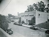 1929 Technicolor Lab at Cole St. & Santa Monica Blvd.
