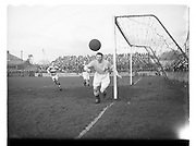 01/02/1952<br /> 02/01/1952<br /> 01 February 1952 <br /> Soccer: Drumcondra v Cork Athletic at Tolka Park, Dublin.