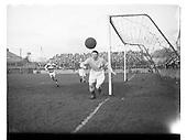 1952 - Soccer: Drumcondra v Cork Athletic at Tolka Park