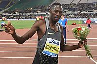 Conseslus KIPRUTO KEN 3000m Steeplechase Men Winner <br /> Roma 03-06-2016 Stadio Olimpico <br /> IAAF Diamond League Golden Gala <br /> Atletica Leggera<br /> Foto Andrea Staccioli / Insidefoto