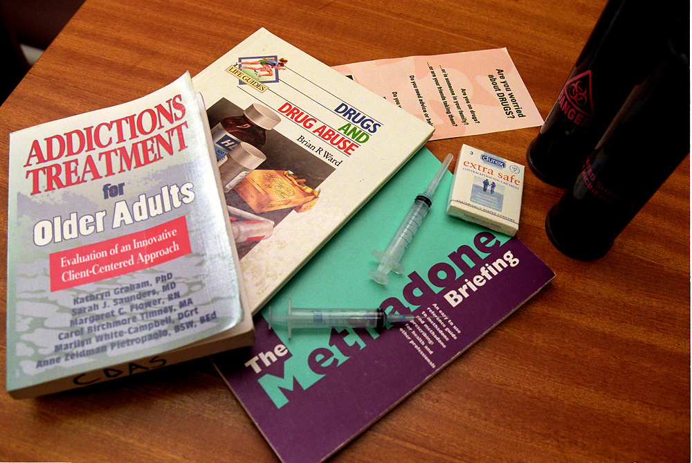 Books and information to inform and aid addicts and those working with addiction,