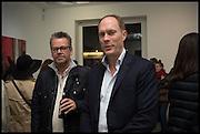 CHARLIE PHILLIPS; HARRY BLAIN, Jonas Burgert, Stuck Hirn Blind, PV. Blain Southern. Hanover Sq. London. 13 October 2014.