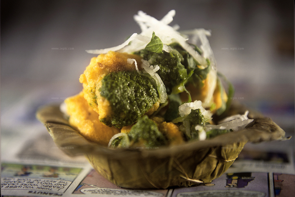 Ram Ladoo ( Recipe available upon request )