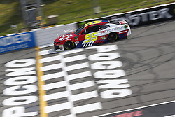 June 1, 2018 - Long Pond, Pennsylvania, United States of America - Kasey Kahne (95) brings his car down the frontstretch during qualifying for the Pocono 400 at Pocono Raceway in Long Pond, Pennsylvania. (Credit Image: © Chris Owens Asp Inc/ASP via ZUMA Wire)